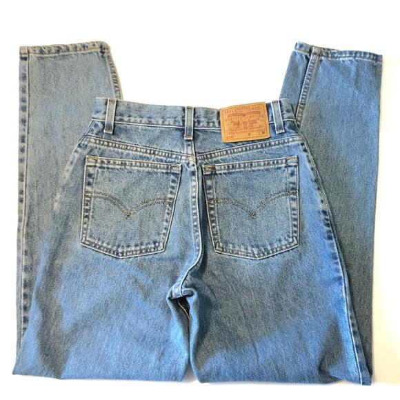 Levi's Denim - Levi's Vintage 550 Jeans Size 26 Relaxed Fit